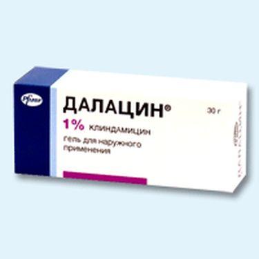 Далацин для лица