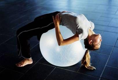 Гимнастические упражнения для шеи при остеохондрозе