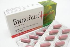 Билобил форте выпускается исключительно в таблетированной форме, но отпускается без рецепта от врача.