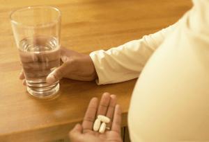 Употребление препарата во время беременности