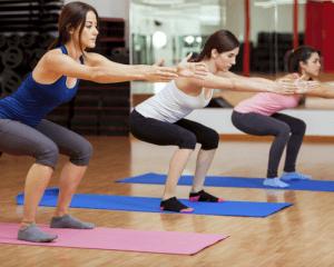 Физкультура предупреждает опущение матки
