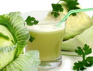 Лечение капустным соком