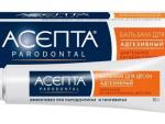 Бальзам Асепта адгезивный для десен и эмали зубов: уникальные целебные свойства