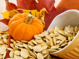 Польза тыквенных семечек