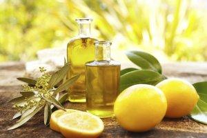 Лимонное масло от перхоти