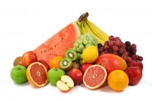 Содержание фруктозы во фруктах