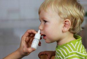 Препарат Изофра эффективен для детей