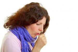 Кашель - признак пневмонии