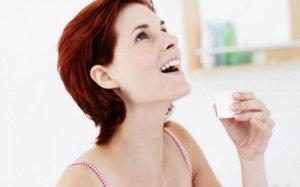 Полоскание перекисью водорода горла при ангине