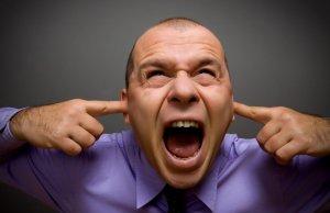 Сильный шум и орган слуха