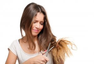 Профилактичекие меры и здоровые кончики волос