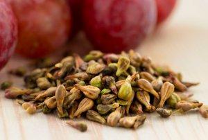 Виноградные косточки содержат витамины