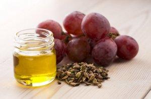 Масло виноградной косточки в косметологии