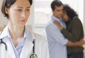 Проблема у женщины с бесплодием