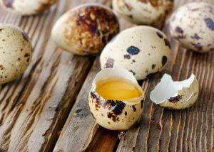 Богатый состав перепелиных яиц