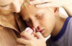Причины носового кровотечения у детей: оказание первой помощи