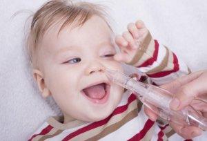 Этапы развития насморка у маленьких детей