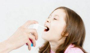 Спреи с антибактериальным эффектом  для носоглотки
