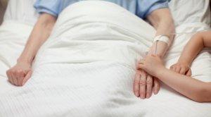 Поражение костного мозга при миеломе