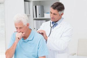 Воспаление легких с осложнением